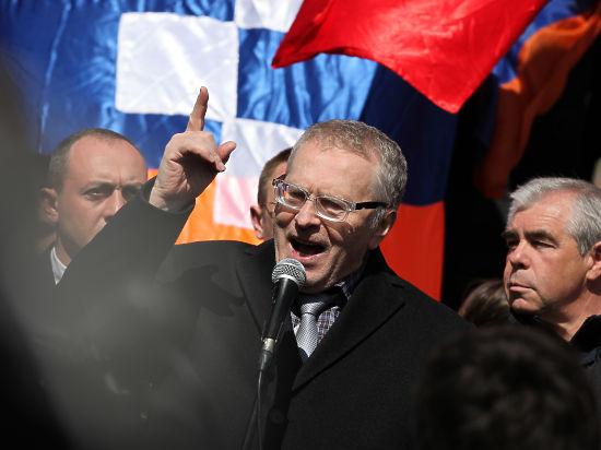 Жириновский: «Капелло наплевать на нас, а в таком случае тренеры подают в отставку»