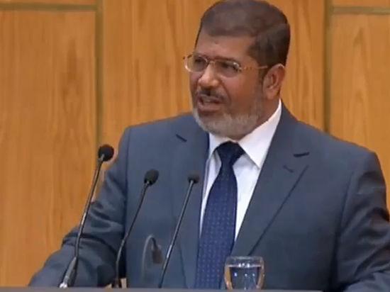 Сторонники Мохаммеда Мурси продолжают волновать Египет