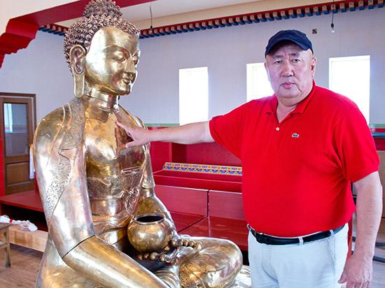 Экс-хамбо-лама Чой-Доржи Будаев: «Бурятия не готова к визиту Далай-ламы!»