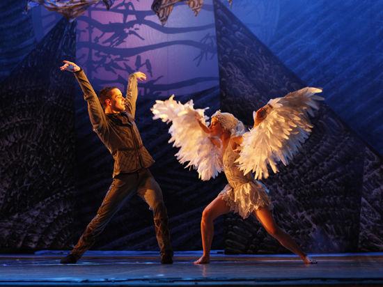 В Москве на балете расстреляли лебедей