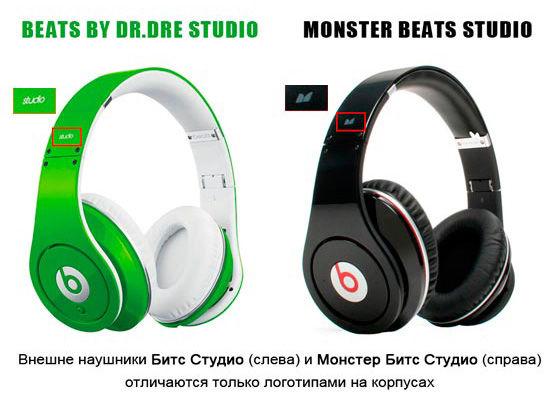 Monster Beats и Beats by Dre – в чем разница?