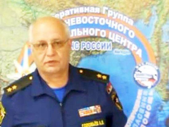 Хабаровский генерал МЧС обвинил журналистов в ангажированности
