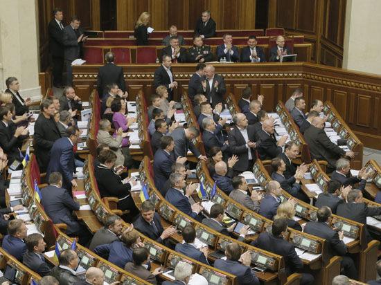 Для признания бандеровцев защитниками Украины Раде не хватило 9 голосов