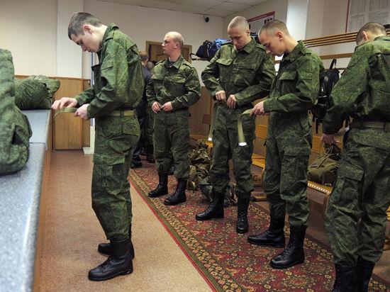 Минобороны: тем, кто бегает от армии, не будет покоя и после 28 лет