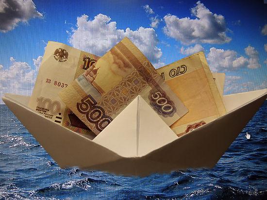 Минфин не спасет рубли, но ответит за их растрату
