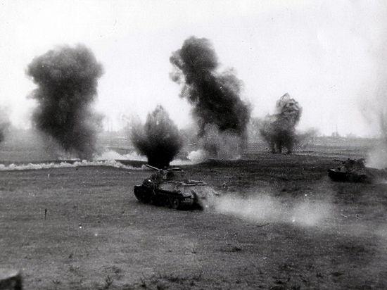 Последний бой танкиста Халева