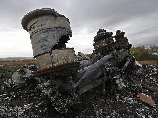 Данные авиадиспетчеров подтвердили: рядом с «Боингом», рухнувшим на Украине, летел военный самолет