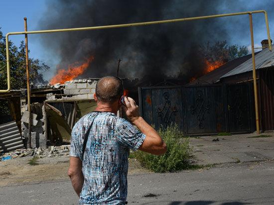 На переговорах контактной группы в Минске ополченцы выдвинули ряд требований украинским властям
