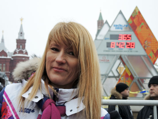 Олимпийская чемпионка Светлана Журова попала в санкционный список ЕС