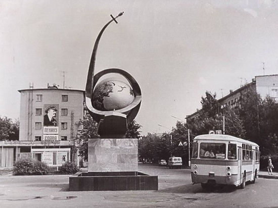 Скульптурная композиция находилась на реставрации целых 19 лет
