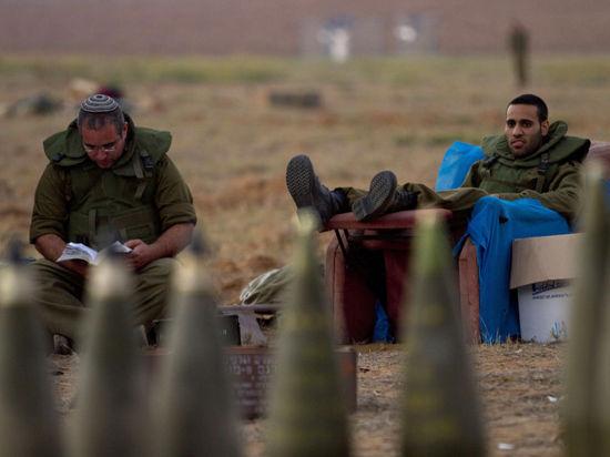 Израильские войска вошли в Газу