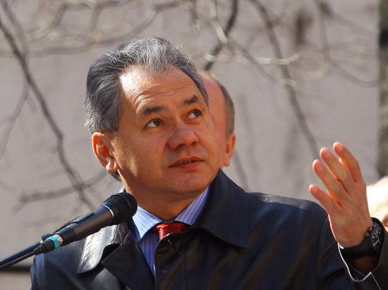 Шойгу предлагает реорганизовать скандальный и неэффективный «Оборонсервис»