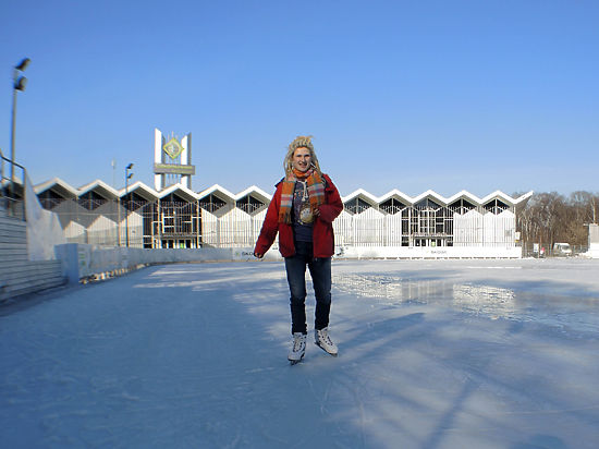 Катки в Москве закрываются на полторы недели раньше срока