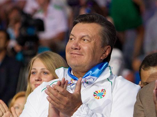 Янукович и