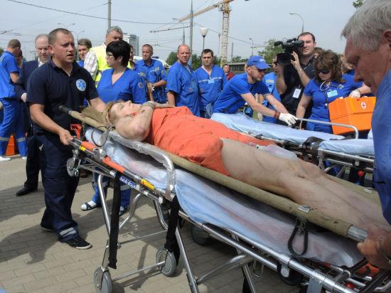 Родные погибших в московском метро готовятся к опознанию