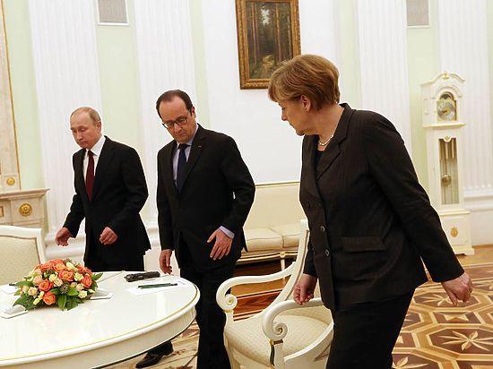 По ее мнению, Запад хочет строить безопасность в Европе вместе с Россией