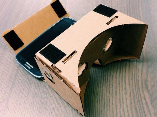 Сделай сам: шлем виртуальной реальности из коробки от пиццы, смартфона и деталей за 21 доллар