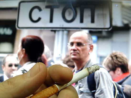 Нюхать и жевать табак могут запретить на всей территории Таможенного союза