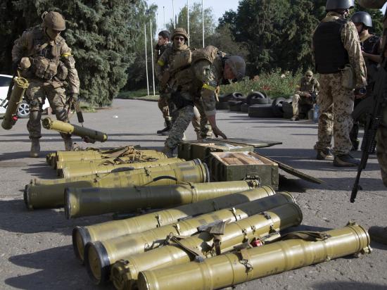 Госдеп США обнародовал доказательства обстрела войсками РФ территории Украины
