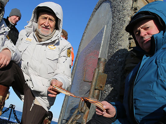 Арктическая экспедиция Николая Дроздова и Вячеслава Бочарова завершилась на Шпицбергене