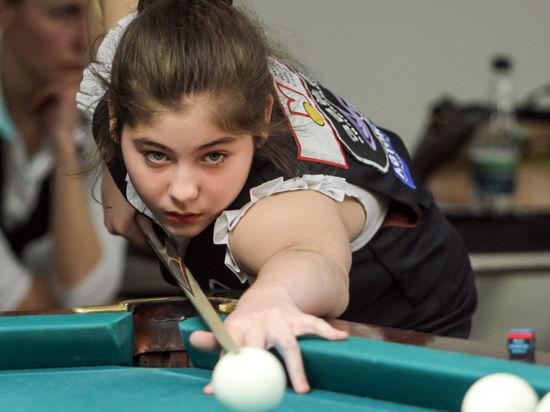 Бильярдный феномен. На Кубке мэра Москвы выступит 11-летняя девочка