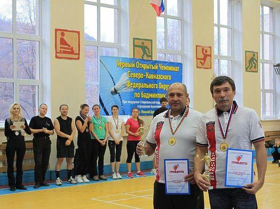 Первый вице-спикер Думы Ставрополья стал чемпионом