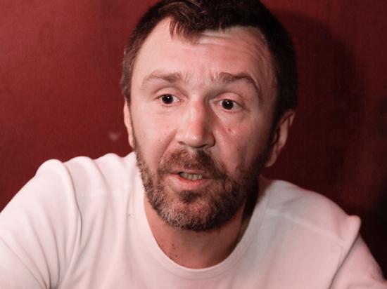 Диана Гурцкая и Сергей Шнуров борются за продукты
