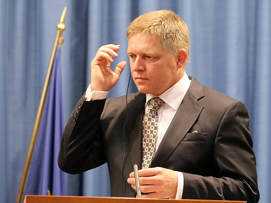 Премьер Словакии: на Украине сложились условия для начала крупного военного конфликта