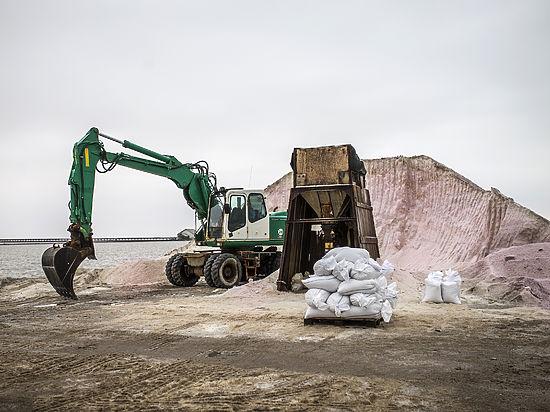 Всероссийская солонка: крымской соли хватит всей России