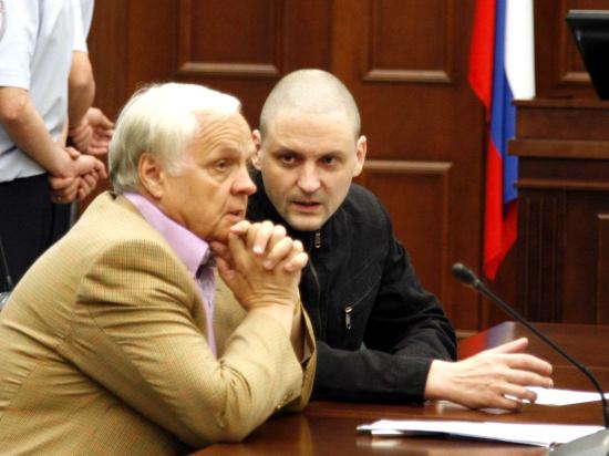 Суд признал Удальцова и Развозжаева виновными в организации массовых беспорядков