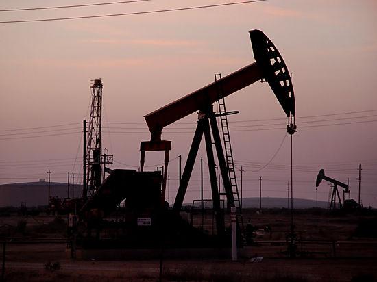Нефть сольют за $65 за баррель
