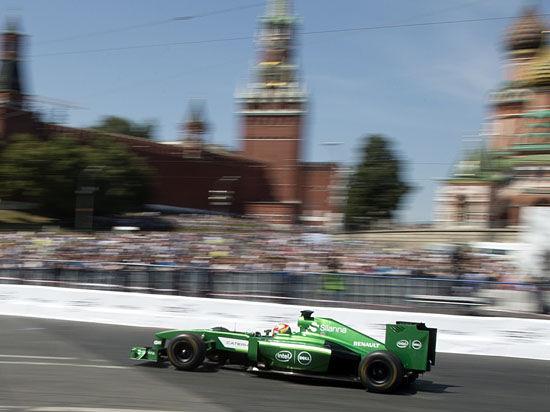 «Формула-1» в России: никаких санкций!
