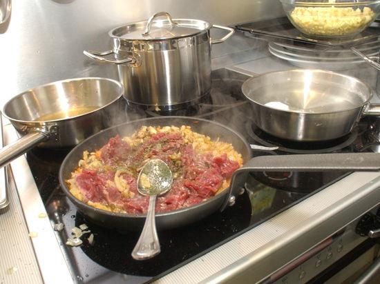 Запах готового блюда появится уже во время прочтения рецепта