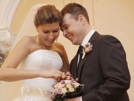 В Москве становятся все более популярными нетрадиционные свадьбы