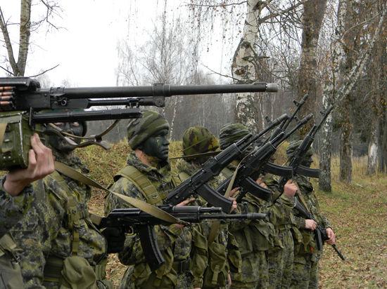 Госдеп нашел принципиальную разницу между военными учениями России и США у границ и на территории Украины