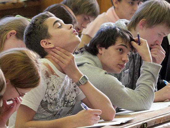 Школьников и студентов становится все меньше