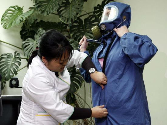 Эпидемия лихорадки Эбола в России вряд ли возможна