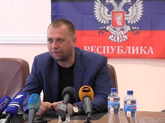 Сбежавший в Россию, по версии украинских СМИ, Бородай вернулся в Донецк