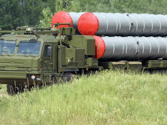 Небо Москвы будут защищать новейшие противоракеты А235