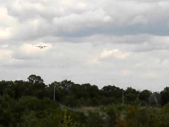 СМИ: американские самолеты доставили на Украину две установки залпового огня