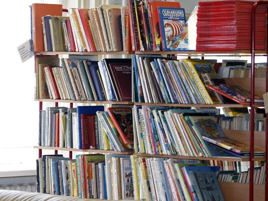 Школьная библиотека уместится в нескольких книгах