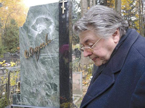 Александр Ширвиндт: «Этот памятник так похож на Олю»