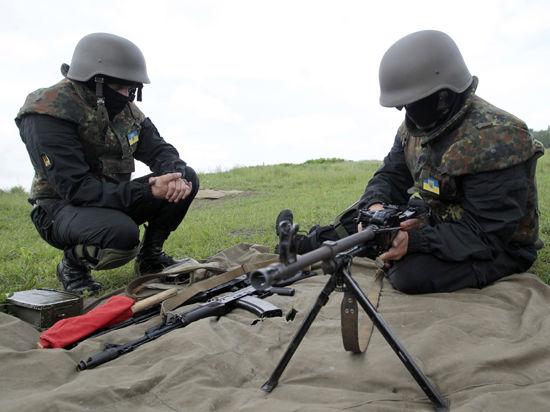 Украинские самолеты разбомбили своих пограничников