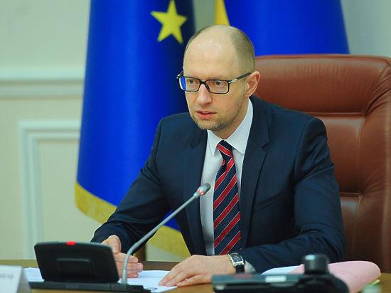 Яценюк: Украина находится в состоянии войны с Россией