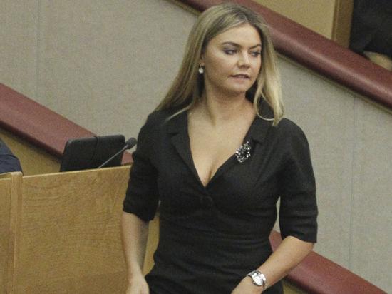 Алина Кабаева покидает большую политику  непобежденной