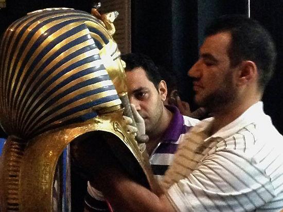 Египетские соцсети реагируют на происшедшее карикатурами