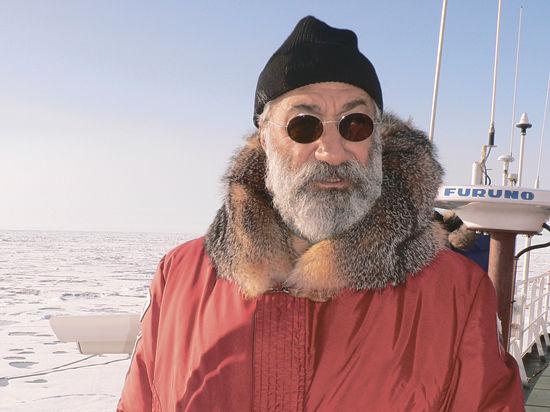 Чилингаров — «МК»: «Во время избирательной кампании в Госдуму мне очень помогала моя борода»