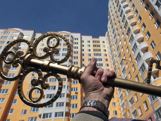 Жители «Сосновки» получили символический ключ от дома