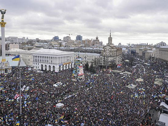 Испытание Евромайданом