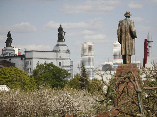 Москвичей попросили определиться с ВДНХ